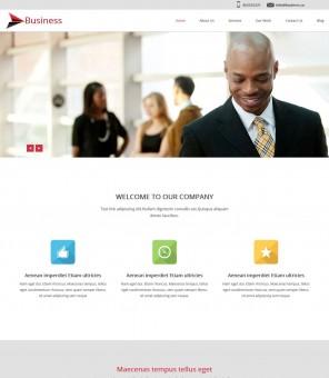 Business Octane - Business/Marketing Joomla Template