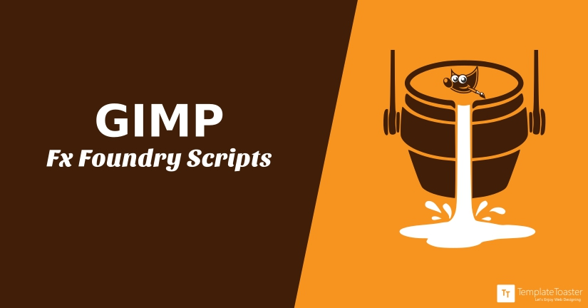 GIMP Fx Foundry Scripts Blog