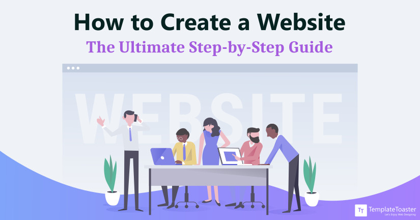 How To Create A Website Step-by-Step Guide blog