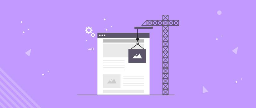 how to setup and configure platform to design website