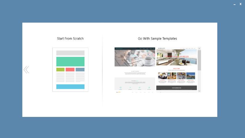 Template Toaster WizardsPlace Theme Builder Web Design