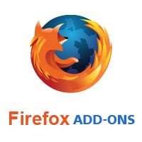 Firefox add ons