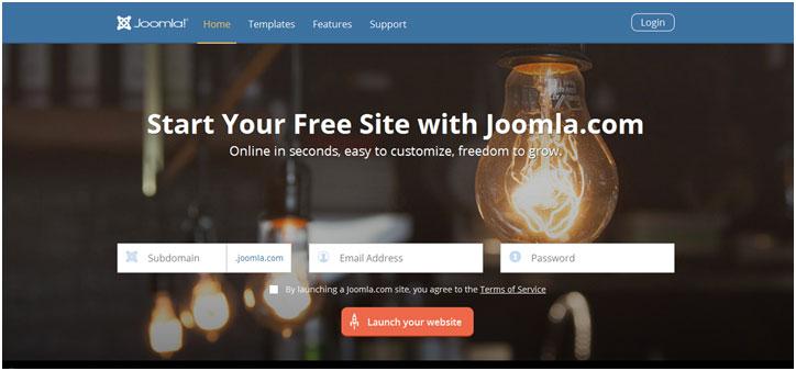 Joomla.Com Service