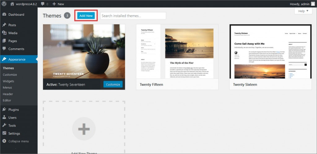 Upload_Install_WooCommerce_WordPress_Theme_step2