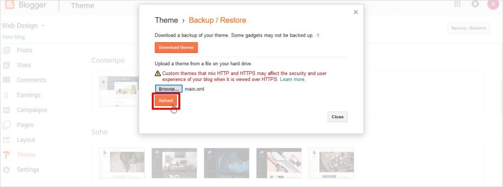 blogger_theme_export_upload_instructions_step_13