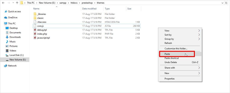 How to Upload and Configure PrestaShop Themes - TemplateToaster