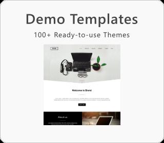 ecommerce website builder responsive