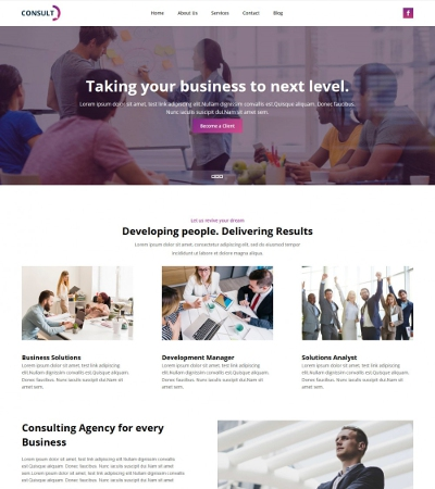 website templates responsive