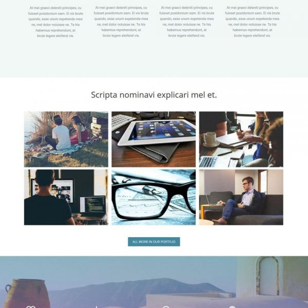Bubble - Premium Joomla Template for Web Design