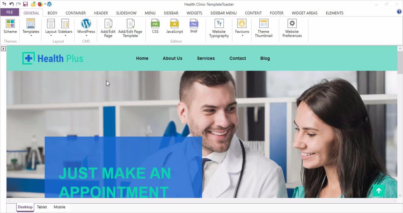 Jak generovat webu Templates- Přehled