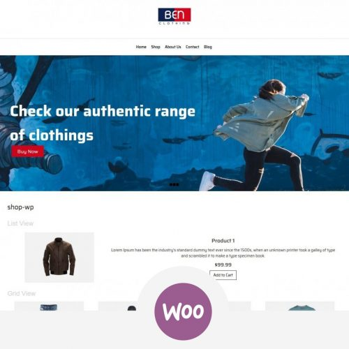 Woocommerce Themes 2019 • New Top Best • Free Woocommerce Themes