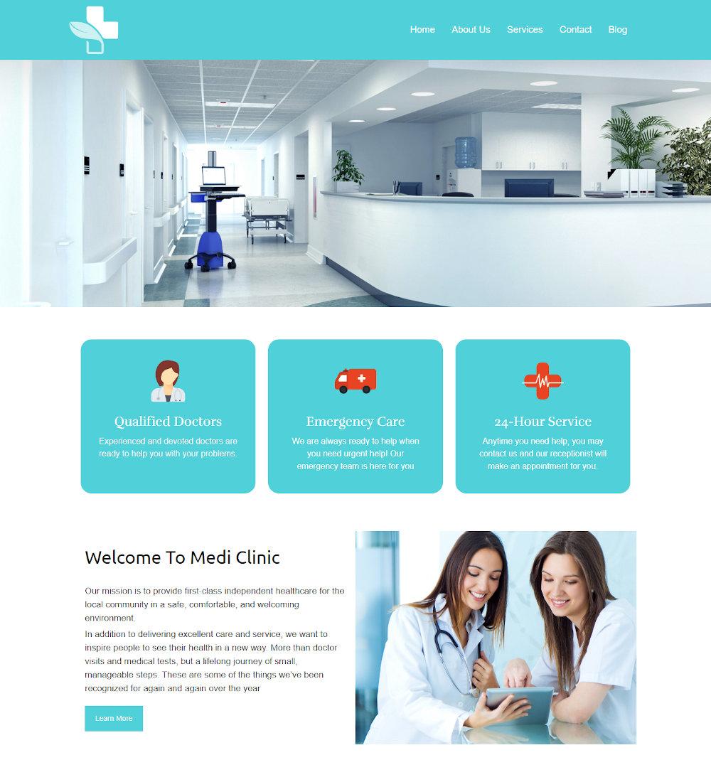 Medicacy - Online Medical Consultation WordPress Theme