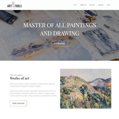 Art WordPress Themes