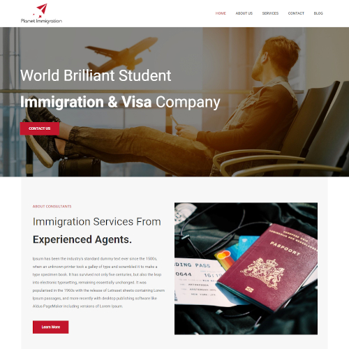 Business and Services Joomla Templates