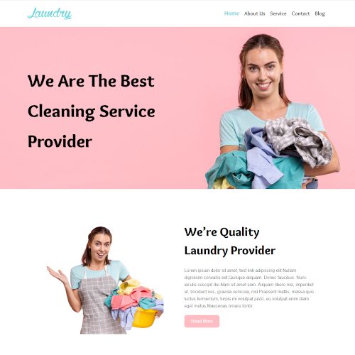Business and Services Drupal Themes