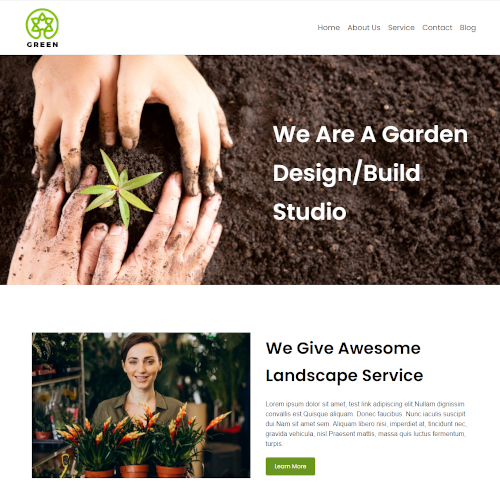Business and Services WordPress Themes