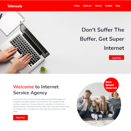 Computers Internet WordPress Themes