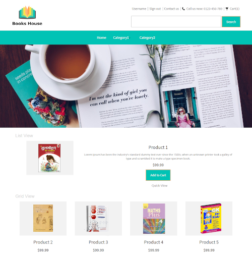 Education PrestaShop Themes