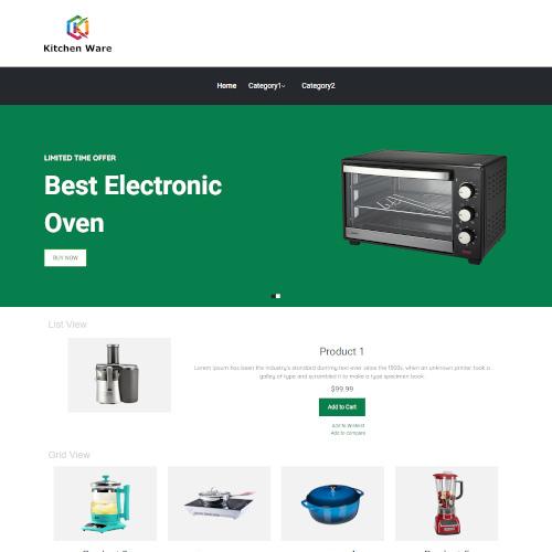 Electronics WooCommerce Themes