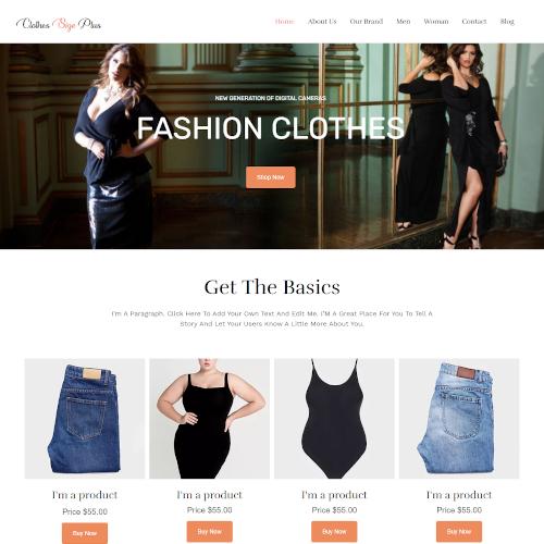 Fashion Drupal Themes