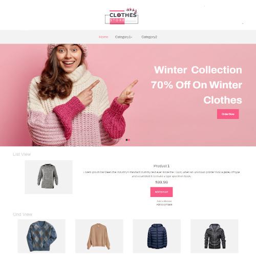 Fashion WooCommerce Themes