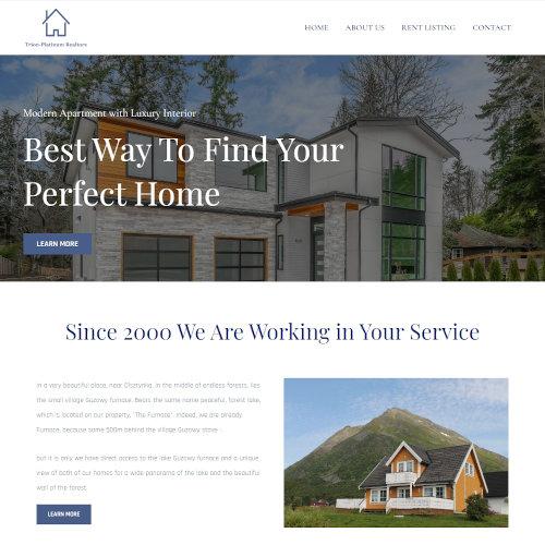 Real Estate Drupal Themes