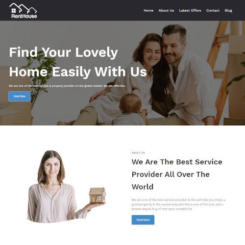 Real Estate Joomla Templates