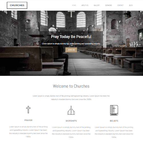 Society and People Drupal Themes