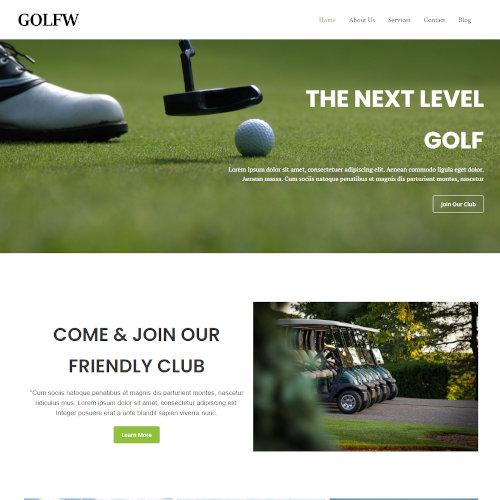 Sports HTML Templates