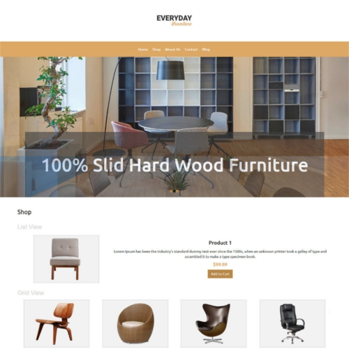Business and Services WooCommerce Themes