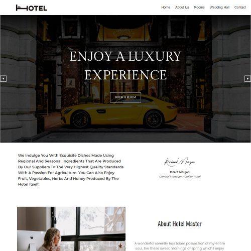 Hotelhut-Hotel-Booking-Template
