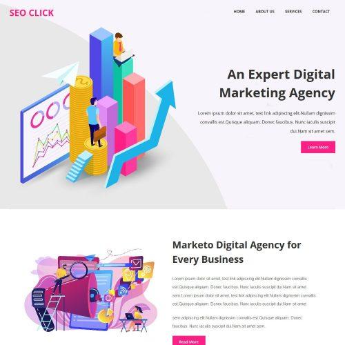 SEO-Click-Digital-Marketing-Agency-Template